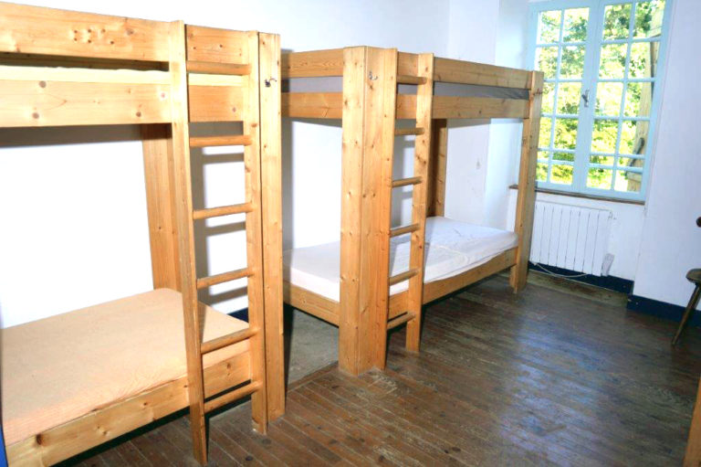 6-Bett Zimmer