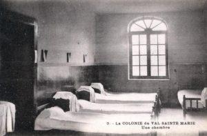 Une Chambre Colonie du Val-Sainte-Marie